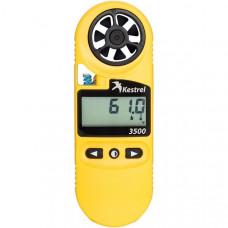 Метеостанция Kestrel 3500NV Weather Meter / Digital Psychrometer +NV Backlight, олива