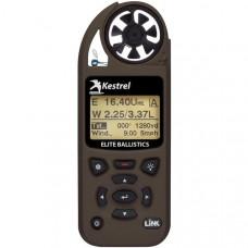 Метеостанция Kestrel 5700 Elite Weather Meter with Applied Ballistics with LiNK, песок
