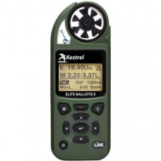 Метеостанция Kestrel 5700 Elite Weather Meter with Applied Ballistics with LiNK, олива