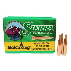 Пуля .264 SIERRA HPBT 150 gr