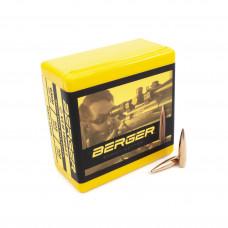 Пули .243 Berger VLD Target 105 gr / 100 шт