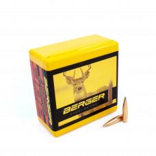 Пули .243 Berger VLD Hunting 105 gr / 100 шт
