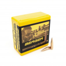 Пули .264 Berger VLD Target 140 gr /100 шт