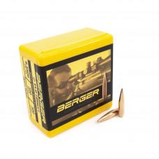 Пули .264 Berger VLD Target 130 gr / 100 шт