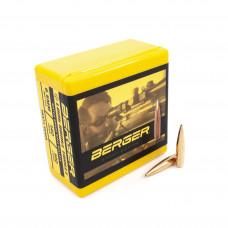 Пули .264 Berger Long Range BT Target 140gr / 100 шт