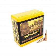 Пули .264 Berger Hybrid Target 140 gr / 100 шт