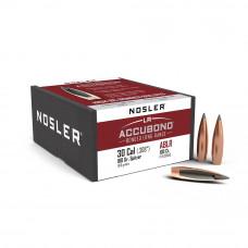 Пуля .308 Nosler Accubond LR 168gr / 100шт