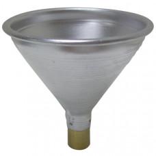 Воронка алюминиевая Satern антистатическая 6.5mm
