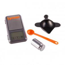 Весы электронные Lyman Pocket Touch Scale Kit 1500