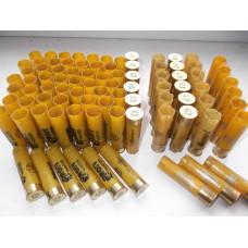 Гильзы однострел 12К Главпатрон желтые (500шт)