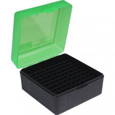 Коробка на 100 патронов MTM (223 204 Ruger 6x47)