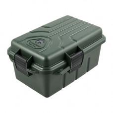 """Бокс водонепроницаемый большой (зеленый) для хранения и переноски документов MTM Survivor Dry Box - Large 10x7x5"""""""