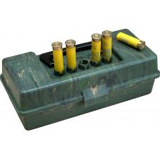 """Кейс пластиковый MTM на 50 патронов 12К Shotshell Case 50 Round 12 Gauge up to 3"""""""