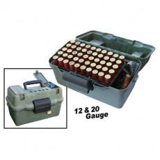 Ящик МТМ на 100 патронов (2 ложемента) Deluxe Shotshell Case