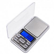 Весы электронные китайские 0,01гр*200гр, с функцией тара и подсветкой