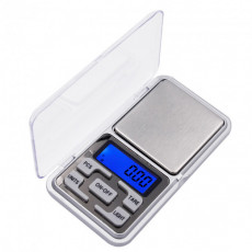 Весы электронные китайские 0,01*100, с функцией тара и подсветкой