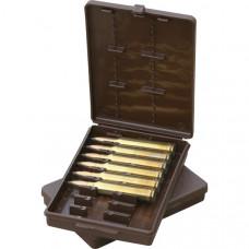 Коробочка для 9 нарезных патронов МТМ Ammo-Wallet 9 Round 243 25-06 30-06 308 45-70