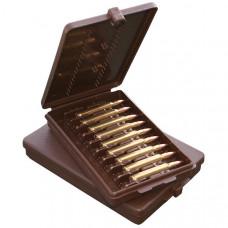 Коробочка для 9 нарезных патронов МТМ (7.62x39 Rus, .223) Ammo-Wallet 9 Round 223 22-250 30-30 6x47