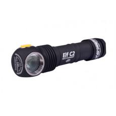 Armytek Elf C2 Micro-USB+18650 / XP-L / 1050 лм / TIR 70°:120° / 1x18650
