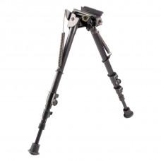 """Сошки """"Bipod harris"""" serie S, model 25 (12-25"""") S-25 (подвижное основание, длина 30-64 см, регулировка плавная, выдвигается два колена)"""