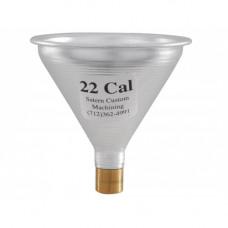 Воронка алюминиевая Satern антистатическая .22Cal