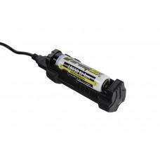Armytek Handy C1 / 1 канальное ЗУ / LED индикация / Вход 5V MicroUSB / Выход 1.2A / Powerbank 1A / для Li-Ion - 5 ЛЕТ ПОЛНОЙ ГАРАНТИИ