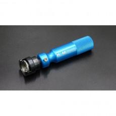 K&M Shell Holder Retainer/Power Adapter and Handle, Держатель гильз для дрели универсальный с рукояткой
