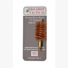 Ершик Pro-Shot бронзовый Tactical 12 кал.