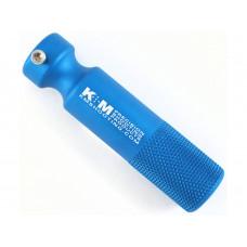 Ручка металлическая для фрез K & M