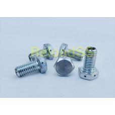 Болт-Жиклер № 6-2 ручья (сталь)